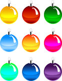 Chhristmas, new year elements Royalty Free Stock Photo