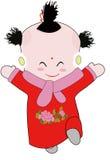 chińczycy chłopca Obraz Royalty Free