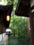 chińczycy starożytnym architektury Fotografia Royalty Free