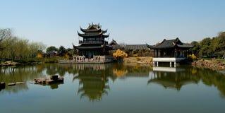 chińczycy starożytnym architektury Fotografia Stock