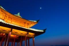 chińczycy starożytnym architektury Obrazy Stock