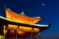 chińczycy starożytnym architektury Obraz Royalty Free