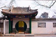 chińczycy starożytnym architektury obraz stock