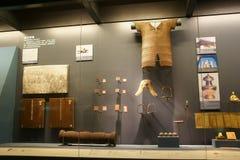 Chińczyk Azja, Pekin kapitałowy muzeum antyczny kapitał Pekin, dziejowej i kulturalnej wystawa, Fotografia Royalty Free