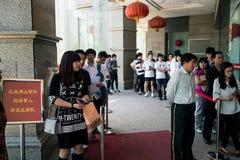 Chińczyk poślubiający Zdjęcie Stock