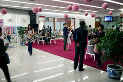 Chińczyk poślubiający Fotografia Stock