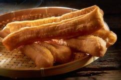 Chińczyk Smażący Chlebowy kij zdjęcia stock