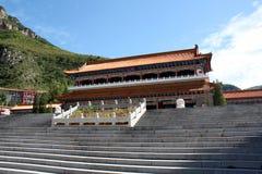 Chińska antyczna architektura Zdjęcia Stock