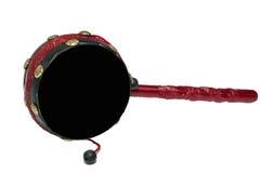 Chińczyk zabawki brzęku bęben Fotografia Stock