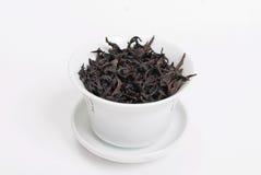 Chińczyka Da Hong Pao kontuszu oolong Duża Czerwona herbata Fotografia Royalty Free