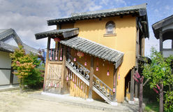 Chińczyka dom zdjęcia royalty free