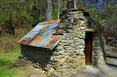 Chińczyka kamienia dom obrazy stock