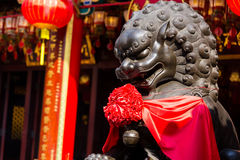 chińscy antyczni budynki Obrazy Royalty Free