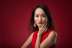 chińscy kobiet potomstwa obraz royalty free
