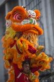 Chińscy nowy rok świętowania Bangkok, Tajlandia - zdjęcie stock