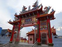 chińska świątyni Zdjęcie Stock