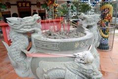 chińska świątyni Obraz Royalty Free