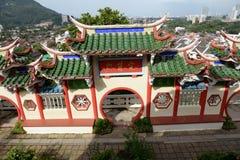chińska świątyni Obraz Stock
