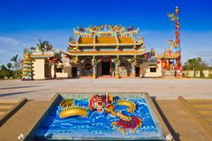 chińska świątynia obrazy stock
