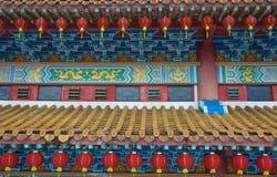 Chińska świątynia Zdjęcia Royalty Free