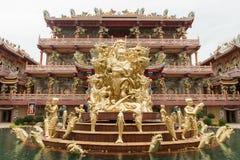 Chińska świątynia Zdjęcie Stock