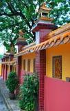 chińska świątynia Obraz Royalty Free