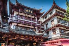 Chińska architektura obrazy stock