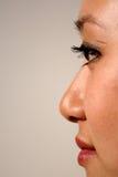 chińska atrakcyjna dziewczyna obrazy royalty free