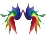 Chińska festiwalu świętowania maska, kolorowy marquise, kolorowa sceny zasłona Obrazy Stock