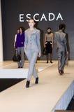 chińska moda modeluje Shenzhen tydzień Zdjęcia Royalty Free