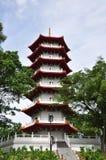 chińska pagoda Zdjęcie Royalty Free