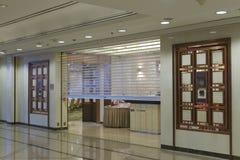 Chińska restauracja przed biznesem Fotografia Stock