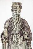 Chińska rzeźba Obrazy Royalty Free