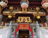 chińska stara świątynia Zdjęcia Royalty Free