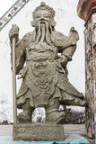 Chińska statua zdjęcie royalty free