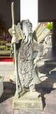 Chińska statua przy Wata Pho świątynią (Wat Pho) Zdjęcie Royalty Free