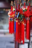 chińska węzeł Obraz Stock