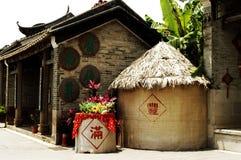 chińska wieś Zdjęcie Royalty Free