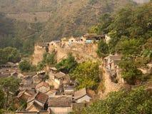 chińska wioski Zdjęcia Stock