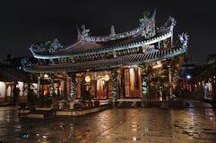 chiński świątynny tradycyjny Obraz Royalty Free