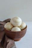 Chiński antyczny deser dzwoniący 'Pia' obraz stock