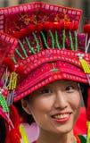 Chiński Australijski tancerz wita najważniejszego Li Keqiang, Sydney Au Obrazy Stock