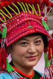 Chiński Australijski tancerz wita najważniejszego Li Keqiang, Sydney Au Zdjęcia Stock