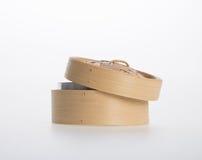 Chiński bambus Dekatyzujący lub bambus Dekatyzowaliśmy dla dimsum na backgroun Obraz Royalty Free