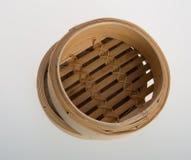 Chiński bambus Dekatyzujący lub bambus Dekatyzowaliśmy dla dimsum na backgroun Obrazy Stock