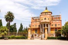 Chiński budynek w Palermo, Sicily, obrazy royalty free