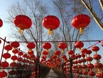 Chiński czerwony latarniowy ï ¼ ˆ2ï ¼ ‰           92 fotografia royalty free