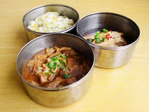 chiński doręczeniowy jedzenie zdjęcie stock