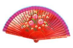 chiński fan zdjęcia stock