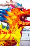 Chiński festiwal, Chiński nowy rok, Latarniowy festiwal, Zhongyuan Purdue, wspaniały kolorowy latarniowy festiwal fotografia stock